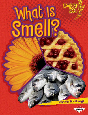 What is Smell? by Jennifer Boothroyd