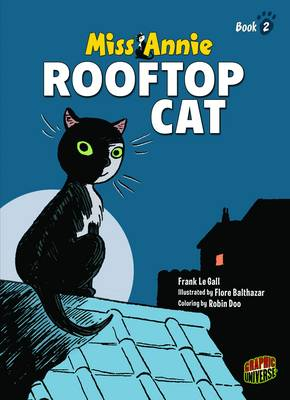 Rooftop Cat by Frank Le Gal