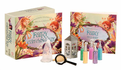 Professor Dalrymple's Deluxe Patented Fairy Catching System by Carla Engelbrecht