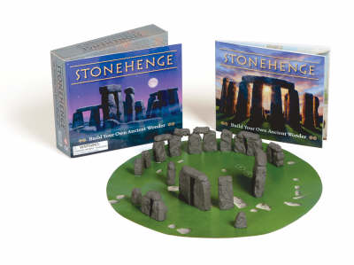Stonehenge Build Your Own Ancient Wonder by Morgan Beard