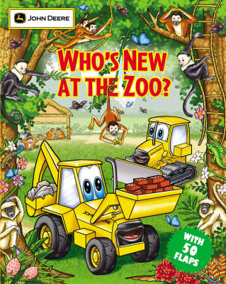 Who's New at the Zoo? by Susan Knopf