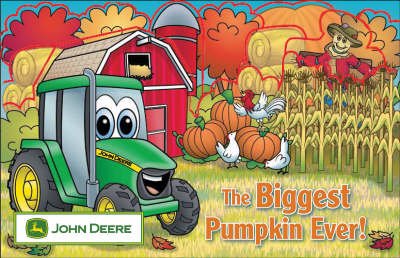 The Biggest Pumpkin Ever by Running Press