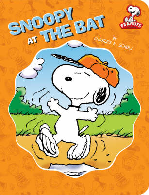 Snoopy at the Bat by Charles M. Schultz