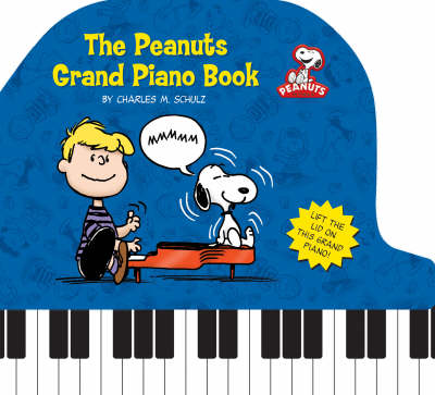 The Peanuts Grand Piano Book by Charles M. Schultz