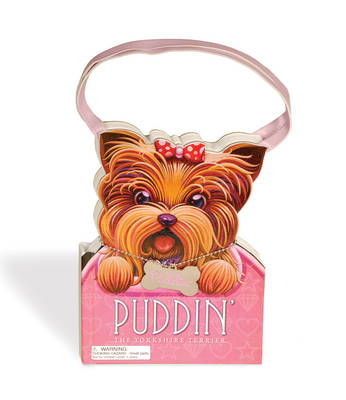Puddin' the Yorkshire Terrier by Shannon Bonatakis
