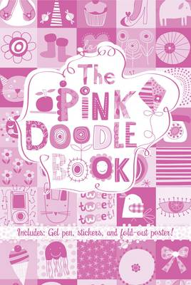 The Pink Doodle Book by Running Press