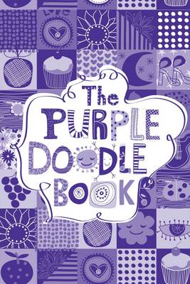 The Purple Doodle Book by Running Press, Jordana Tussman