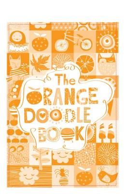 The Orange Doodle Book by Running Press, Jordana Tussman