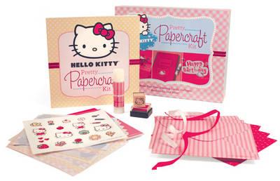 Hello Kitty Cute Card-making Kit by Sanrio