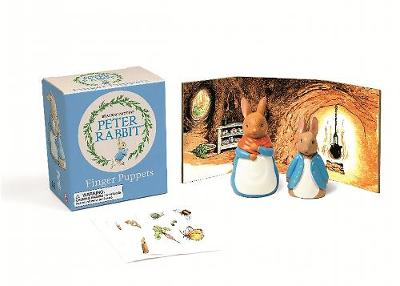 Peter Rabbit Finger Puppets by Beatrix Potter