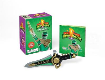 Mighty Morphin Power Rangers Dragon Dagger and Sticker Book With Sound! by Running Press