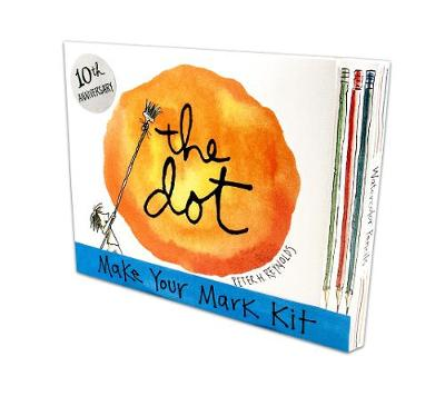The Dot Make Your Mark Kit by Peter Reynolds