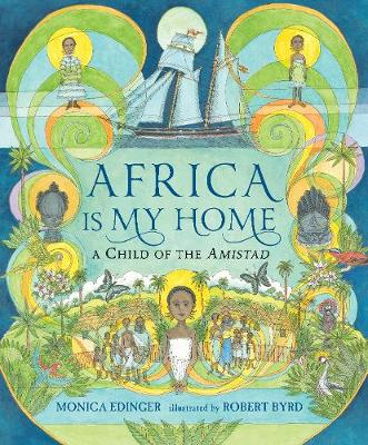 Africa is My Home by Monica (Dalton School, New York City, USA) Edinger