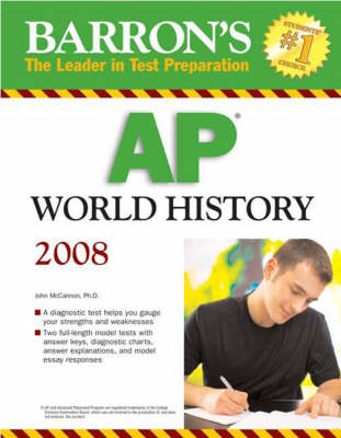 AP World History by John McCannon