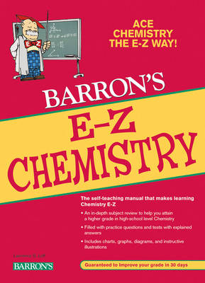 E-Z Chemistry by Joseph A. Mascetta, Mark C Kernion