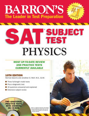 Sat Subject Test Physics by Herman Gerwitz