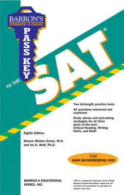 Pass Key to the Sat by Sharon Green, Ira K. Wolf
