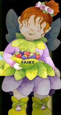 Fairy Little People Shape Books by Giovanni Caviezel, C. Mesturini