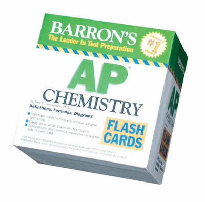 AP Chemistry Flashcards (Box) by Neil D. Jespersen