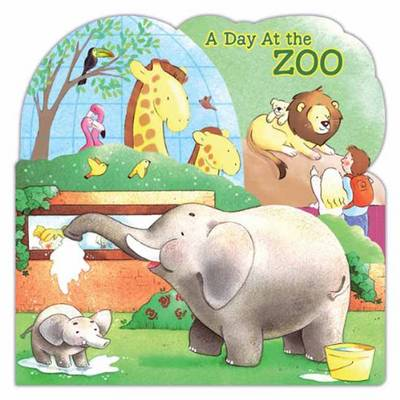 A Day at the Zoo by Happy Books