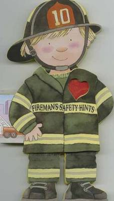 Fireman's Safety Hints Little People Shape Books by Giovanni Caviezel, C. Mesturini