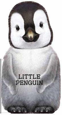 Little Penguin Mini Look at Me Books by L. Rigo