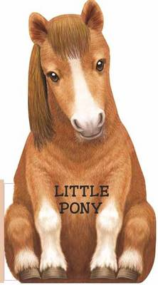 Little Pony Mini Look at Me Books by L. Rigo