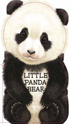 Little Panda Bear Mini Look at Me Books by L. Rigo