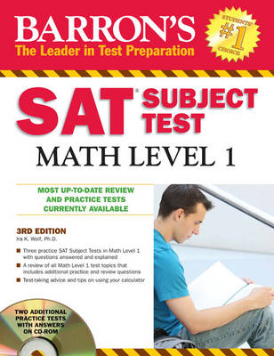 Sat Subject Test Math Level 1 by Ira K. Wolf
