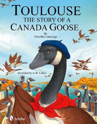 Toulouse The Story of a Canada Goose by Priscilla Cummings