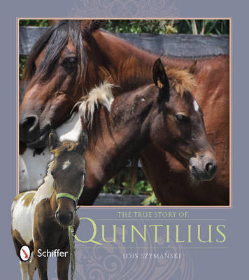 The True Story of Quintilius by Lois Szymanski