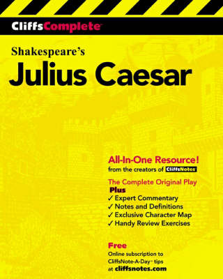 Julius Caesar Complete Study Edition by William Shakespeare