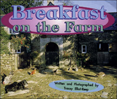 Breakfast on the Farm First Snow by Tracey Elliot-Reep