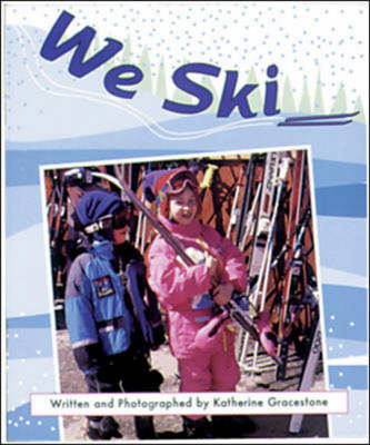 We Ski Set A Emergent Guided Readers by Katherine Gracestone