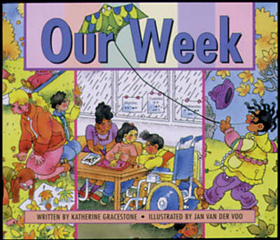 Our Week Set A Emergent Guided Readers by Katherine Gracestone