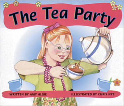 The Tea Party Set A Emergent Guided Readers by Joy Cowley