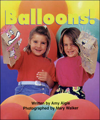 Balloons! Set C Emergent Guided Readers by Amy Algie