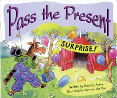 Pass the Present Set C Emergent Guided Readers by Dorothy Avery