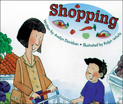 Shopping Set A Emergent/Early Guided Readers by Avelyn Davidson