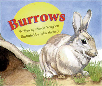 Burrows Set B Emergent Guided Readers by Marcia Vaughan