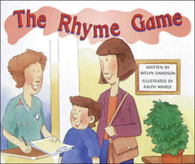 The Rhyme Game Set B Emergent Guided Readers by Avelyn Davidson