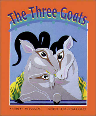 The Three Goats (8) Set B Emergent Guided Readers by Ian Douglas