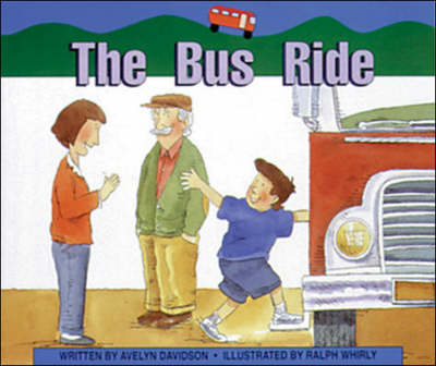 The Bus Ride Set C Emergent Guided Readers by Avelyn Davidson