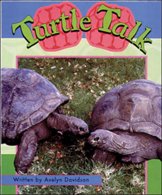 Turtle Talk Set C Emergent Guided Readers by Avelyn Davidson