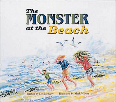 The Monster on the Beach (8) Set A Early Guided Readers by Dot Meharry