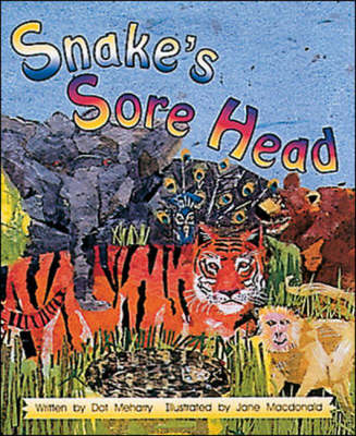 The Snake's Sore Head (9) Set A Early Guided Readers by McGraw-Hill Education
