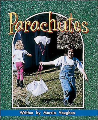 Parachutes Set B Early Guided Readers by Marcia Vaughan