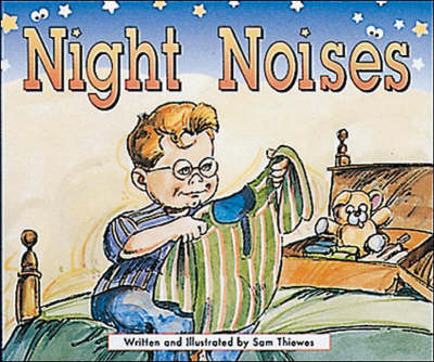 Night Noises Set B Early Guided Readers by Sam Thiewes