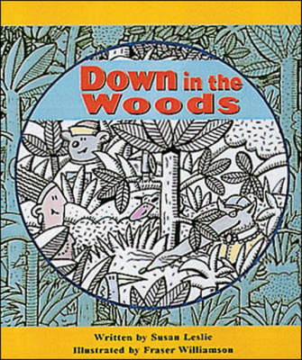 Down in the Woods Set C Early Guided Readers by McGraw-Hill Education