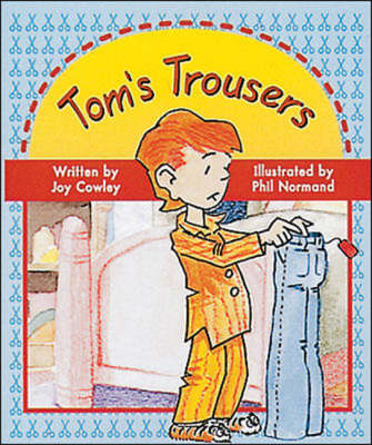 Tom's Trousers Set A Early/Fluent Guided Readers by